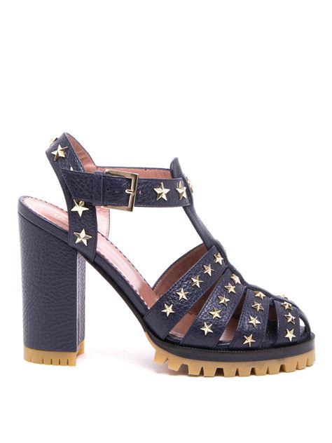 valentino studded sandals studded leather sandal by valentino sandals ikrix