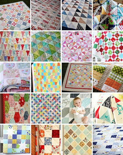 Charm Pack Quilt Patterns For Baby Quilts by Thimbleanna Charm Pack Quilts Quilts Quilting