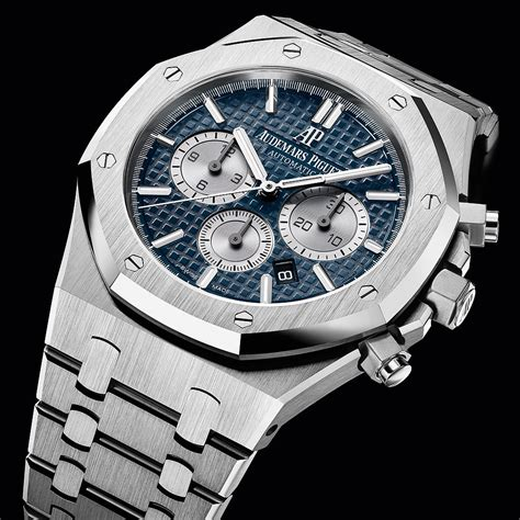 audemars piguet royal oak chronograph marks 20 years with