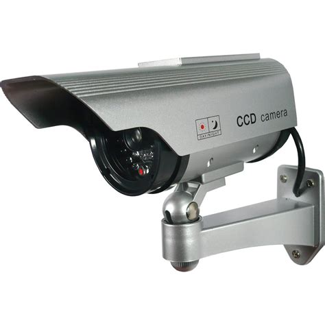 interior home surveillance cameras sunforce solar interior exterior simulated security lowe s canada
