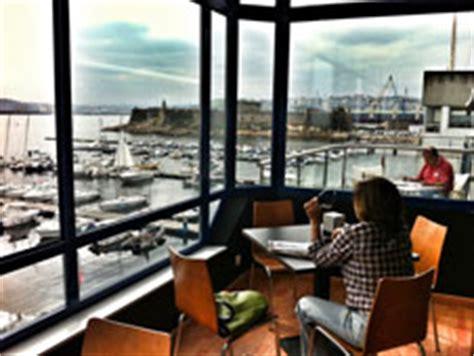 caixa galicia pisos coru 241 a desde una terraza con vistas espana ocholeguas