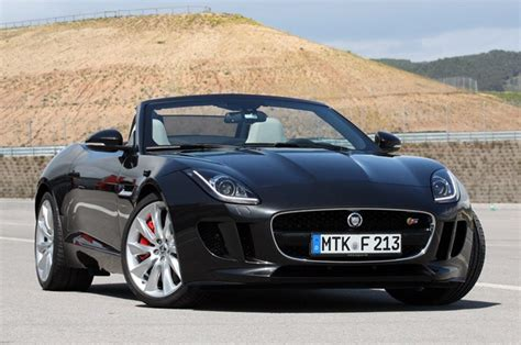 Car Types That Start With S by Jaguar Says F Type Sales To Flying Start