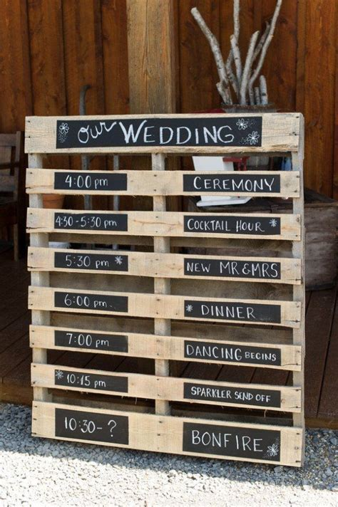 Pallet Wedding Decor 15 Pallet Sign Ideas For Your Wedding Rustic Wedding Chic