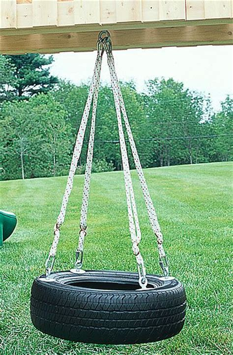 wooden swing set with tire swing 25 best ideas about swing set accessories on pinterest