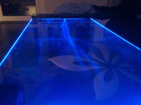 glasplatte beleuchten glastisch beleuchtung bestseller shop f 252 r m 246 bel und