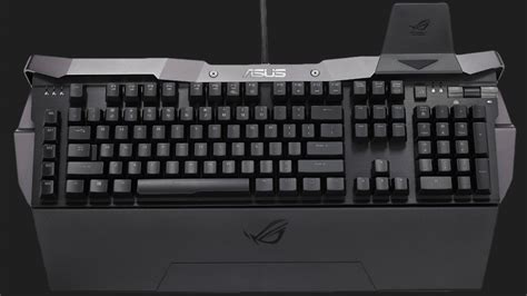 Asus Mechanical Keyboard Asus Creates World S Ugliest Mechanical Keyboard The