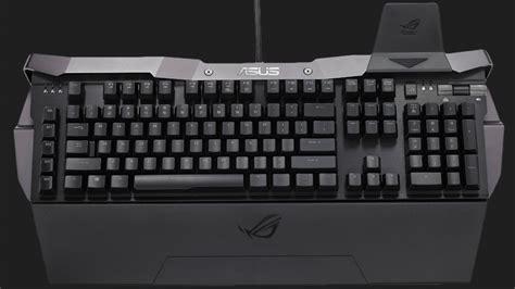 Asus Mechanical Keyboard asus creates world s ugliest mechanical keyboard the horus gk2000 gamersnexus gaming pc