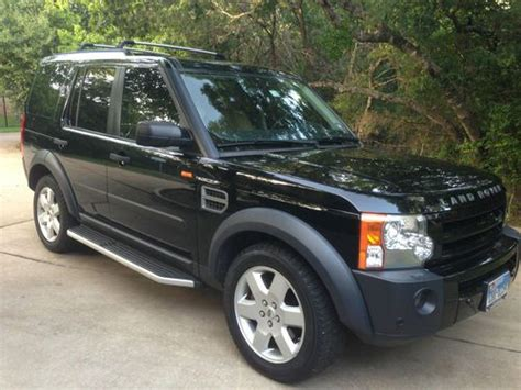 land rover factory warranty purchase used 2008 land rover lr3 hse 100k factory