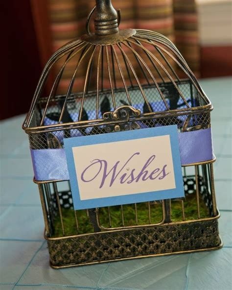 Wedding Card Box Joann Fabrics by My Birdcage Card Box And Wish Box Weddingbee Photo Gallery