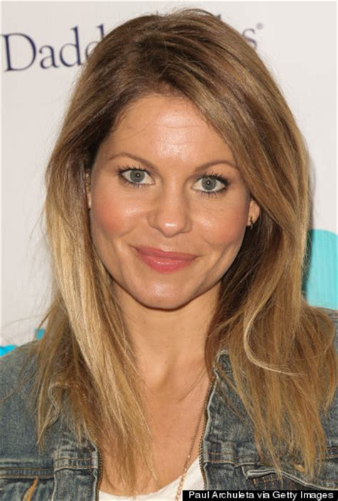 candace from full house candace cameron bure on balancing a full house
