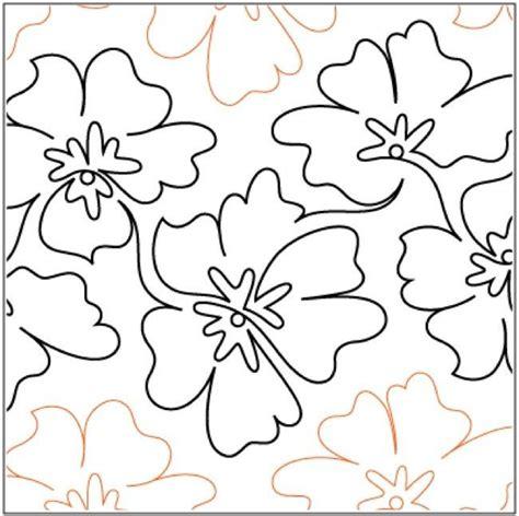Pantograph Quilt Patterns by Violets Pantograph Pantos That I