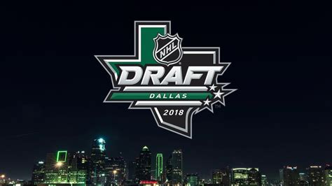 nhl reveal 2018 nhl draft logo nhl