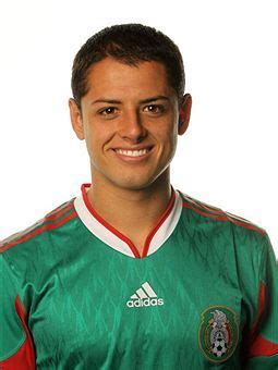 famous people from mexico famous people in the world javier quot chicharito quot hernandez