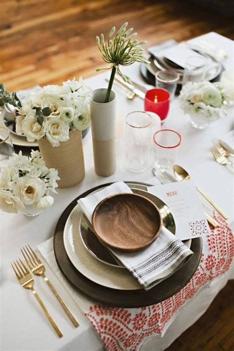 modern table settings 24 contemporary valentine s day decor ideas digsdigs