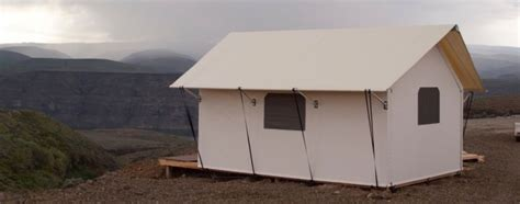 wall tent home rainier wall tents