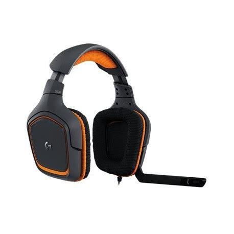 Jual Logitech G231 Prodigy Gaming Headset Garansi Resmi Logitech Ind harga jual headset headphone gaming logitech g231 prodigy