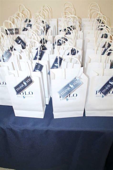 Goody Bag Karapao Single Polos Polo Favor Bags A Designs Co Polos