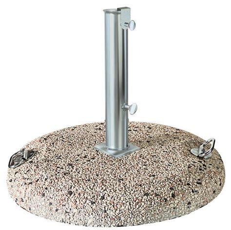 sonnenschirm sockel beton betonst 228 nder scolaro 171 kiesbetonst 228 nder premium h 252 lse bc80m