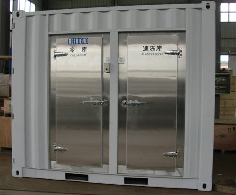 how to get your room cold china containerized cold room photos pictures made in china
