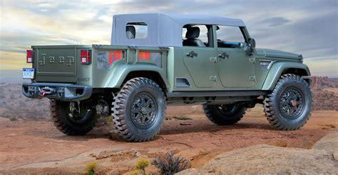 jeep crew chief carnichiwa 174 2016 jeep moab safari concepts designers