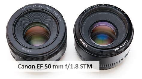 Canon Ef 50mm F1 8 Ii canon ef 50mm f 1 8 stm vs 50 mm f 1 8 ii g 252 nstiges