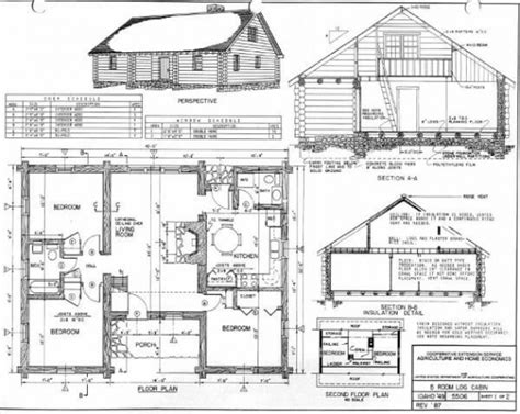 beautiful log home basement floor plans new home plans