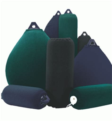 boat fenders navy blue polyform fender covers