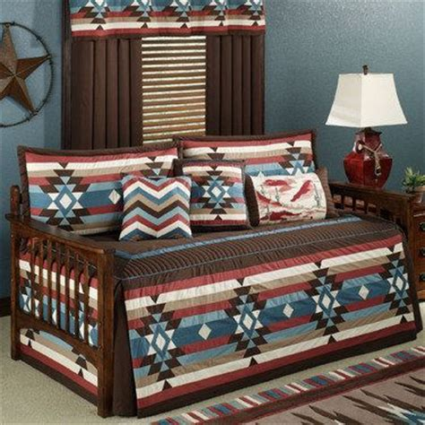 southwest frontier daybed bedding set   daybed bedding daybed bed