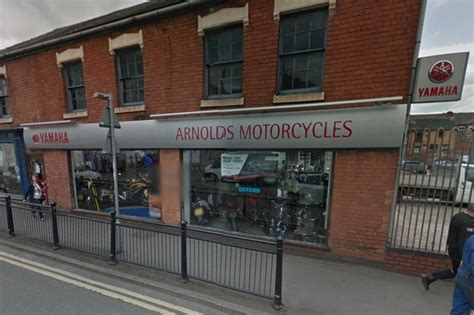 Motorcycle Dealers Leicestershire by Arnolds Motorcycles Leading Yamaha Dealer In