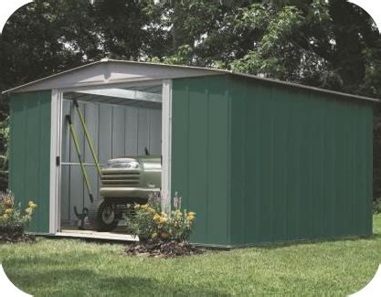 10x10 Shed Kit by Large Storage Sheds Buildings