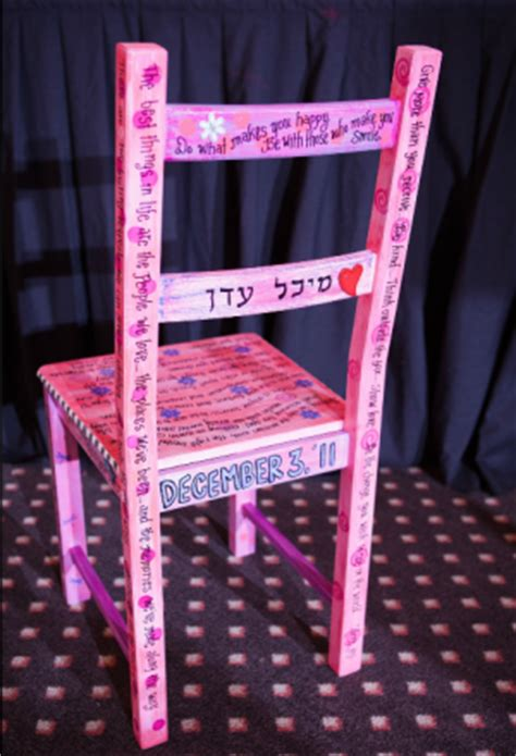 Bat Mitzvah Chair by Bar Mitzvah Theme Bat Mitzvah Theme Bar Mitzvah Celebration Mitzvahmarket