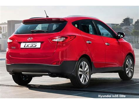 hyundai 1x35 for sale used hyundai ix35 cars for sale in rustenburg on auto trader