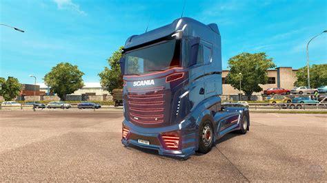 scania r1000 concept v3 5 for truck simulator 2