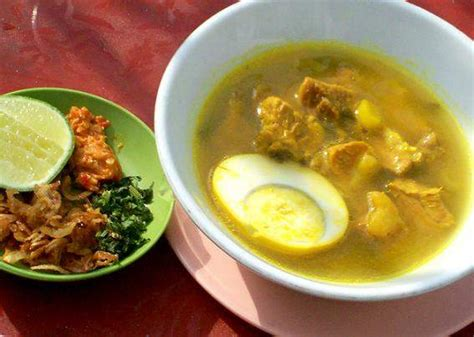 aneka resep soto daging resep masakan khas nusantara