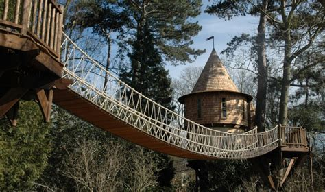 treehouse castle amazing treehouse castle for grownups bit rebels