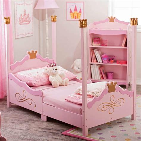 Toddler Princess Beds kidkraft princess toddler bed 76121 pink toddler bed