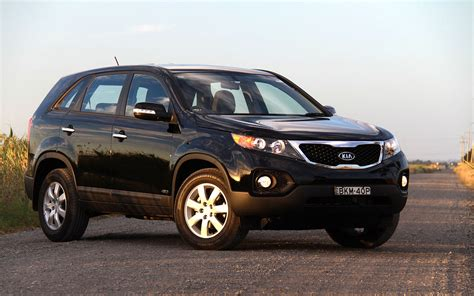 Kia Sorento Cars Kia Sorento Suv Car Specifications And High Res Wallpapers