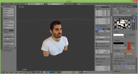 Blender Zuko how to get an unlit textured view in object mode