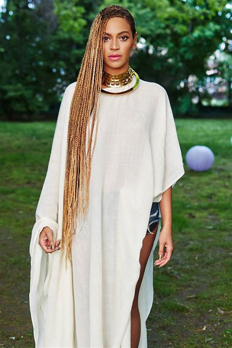 beyonce braids hairstyles the best of beyonce s hairstyles to copy right now aelida