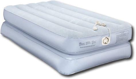 aero instasleep size air mattress 09311 best buy
