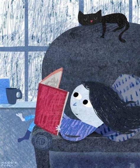 leer libro de texto odd and the frost giants en linea tardes de lluvia y lectura ilustraci 243 n de maddie frost ilustration en 2019