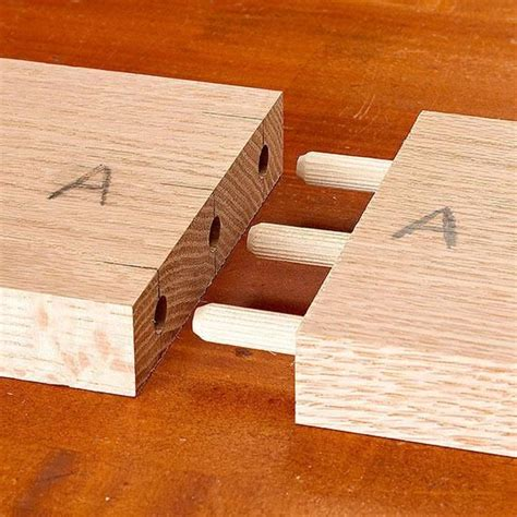 ways  join wood  woodworking joints