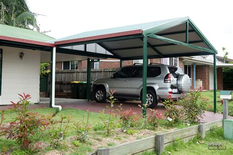 carport styles carports brisbane designs builders brisbane