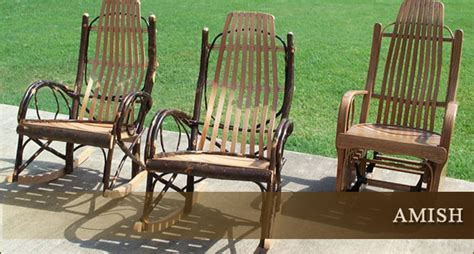 Handmade Amish Furniture - wood furniture amish made american made