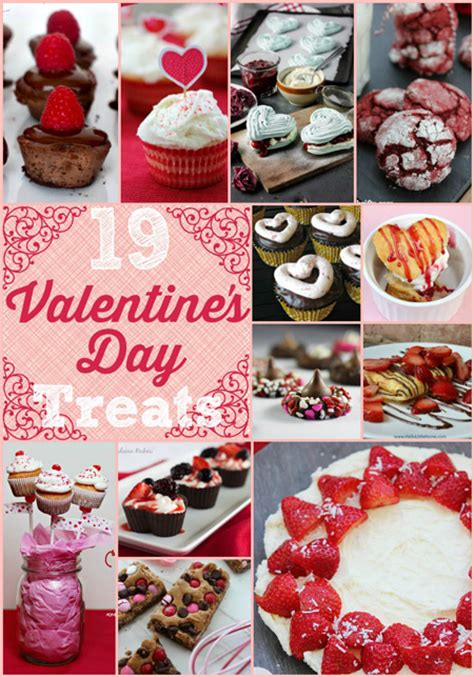19 valentines day recipes for sweet treats