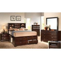 King Bedroom Sets Stella Merlot 7 King Bedroom Set