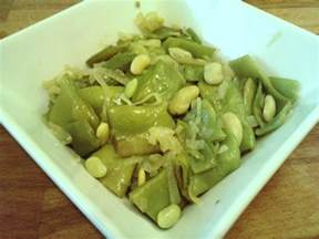 haricots plats coco piment 233 s recette de haricots plats