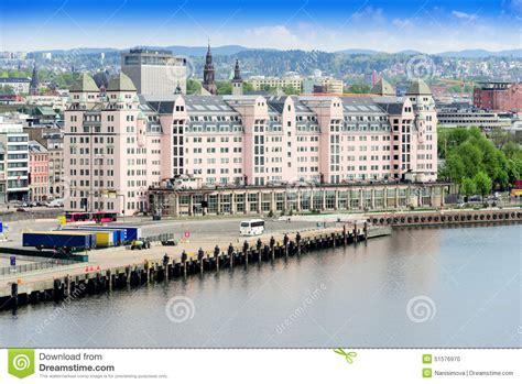 oslo porto il porto di oslo norvegia 232 una di grandi attrazioni di