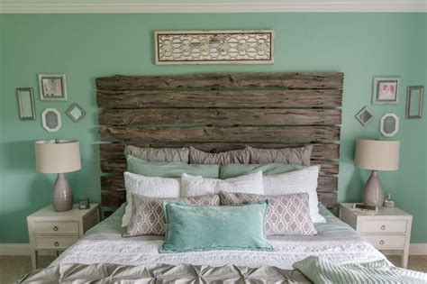 rustic door headboard best 20 gray turquoise bedrooms ideas on pinterest