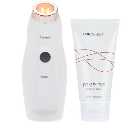 skinclinical reverse light therapy anti aging device review skinclinical reverse light therapy device with anti aging